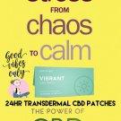 Full Spectrum CBD Transdermal Patches