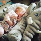 Infant Soft Appease Elephant Playmate Calm Doll