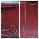 Authentic Leather Coach Coin Purse