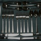 Oneida Stainless Flatware Purity Pattern - 24 Pcs