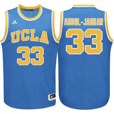 official photos 94acb a7622 Men's Abdul Jabbar UCLA Bruins Blue College Basketball Jersey
