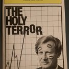 The Holy Terror Playbill, Promenade Theatre with SEP 27, 1992 Stub
