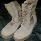 McRae USGI Tan Army Hot Weather Combat Boots 8 Regular