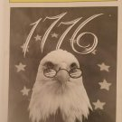 1776 Playbill from the Criterion Center Stage Right Theatre Sept 1997 Pat Hingle