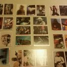 STAR WARS 1980 Burger King ESB 36 Card Set Perforated, Uncut