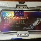 Star Trek Voyager Season One Series Two Collector Cards Sealed Box
