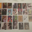 Bram Stokers Dracula Complete Base Card Set of 27 from Cult Stuff, 2012