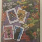 Teenage Mutant Ninja Turtles 2 Giant Decks of Playing Cards