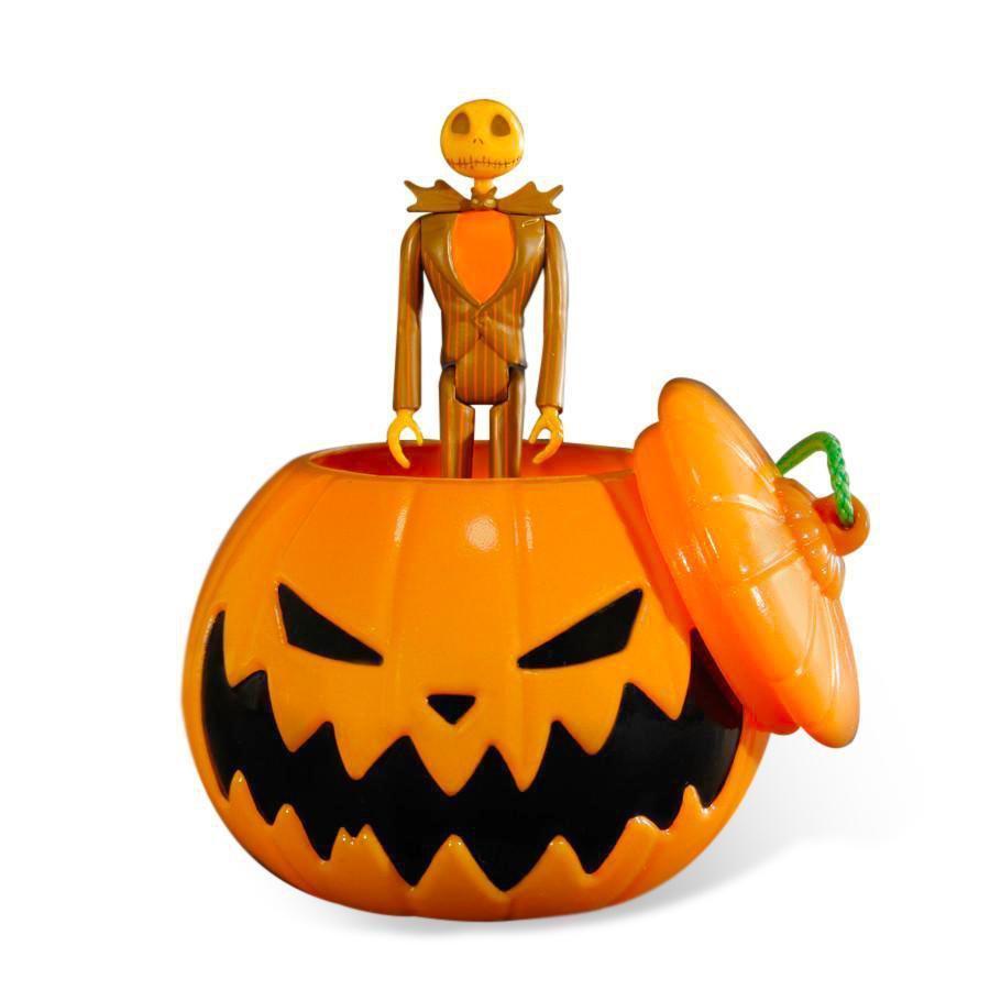 Nightmare Before Christmas ReAction Figure - Ornament Jack Skellington