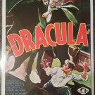 DRACULA 1932 Movie Poster 11x17 Inch, Limited Edition with COA