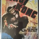 "King Kong Movie Poster Limited Edition with COA, 11""x17"""