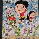 Tiny Titans #38 DC Comics 2011 Art Baltazar Franco Robin Cyborg Beast Boy Raven