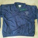 Eifel Mountain Golf Club, Germany, Windbreaker, Gear for Sports, Navy, Size XL,