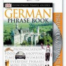 Eyewitness Travel Guide German Phrase Book and CD, DK Publishing