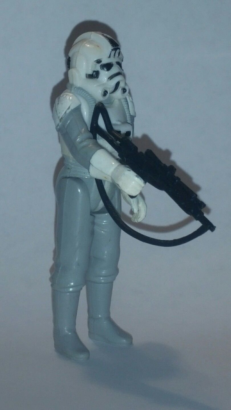 Vintage Kenner Star Wars The Empire Strikes Back AT-AT Driver Action Figure 1980