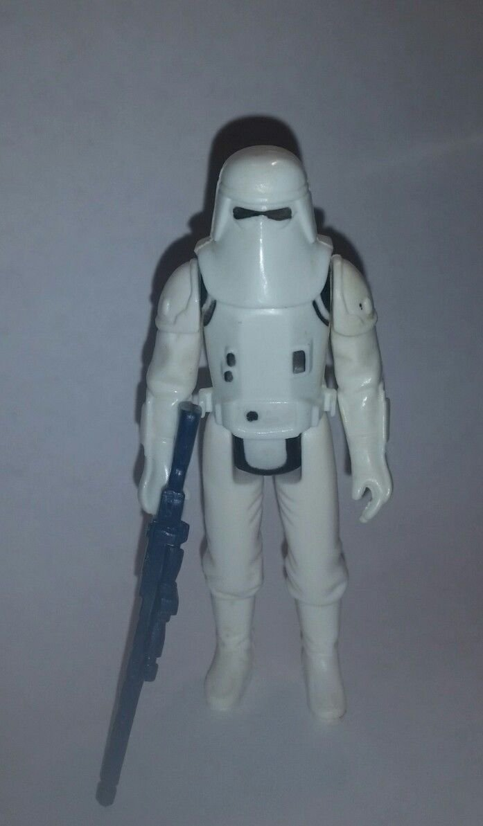 Vintage Kenner Star Wars The Empire Strikes Back Snowtrooper Action Figure, 1980