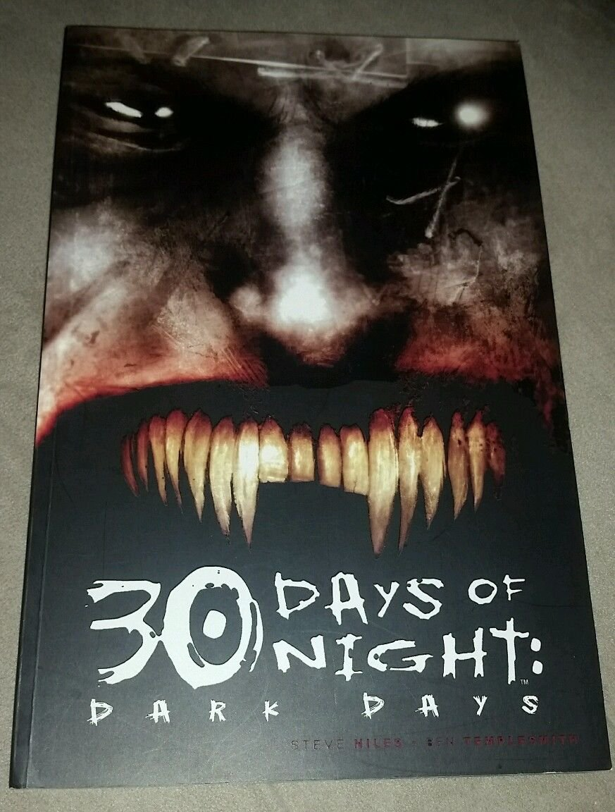 30 Days of Night: Dark Days by Steve Niles Paperback Book (English)
