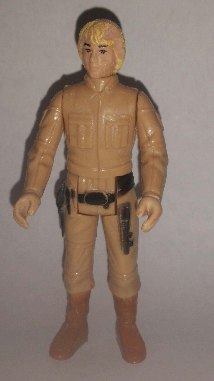 Vintage Kenner Star Wars Luke Bespin (Blonde Hair Variant) Action Figure, 1980