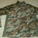 Starter Woodland Camo Fleece, Size 42-44