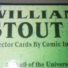 William Stout 2 Trading Card set (Complete 90 card base set) 1994
