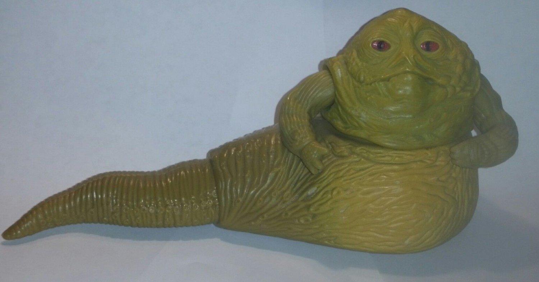 Vintage Kenner Star Wars Return of the Jedi Jabba the Hutt Action Figure, 1983