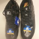 Starter First Strike Black Football Cleats Men's Size 8.5- New without box