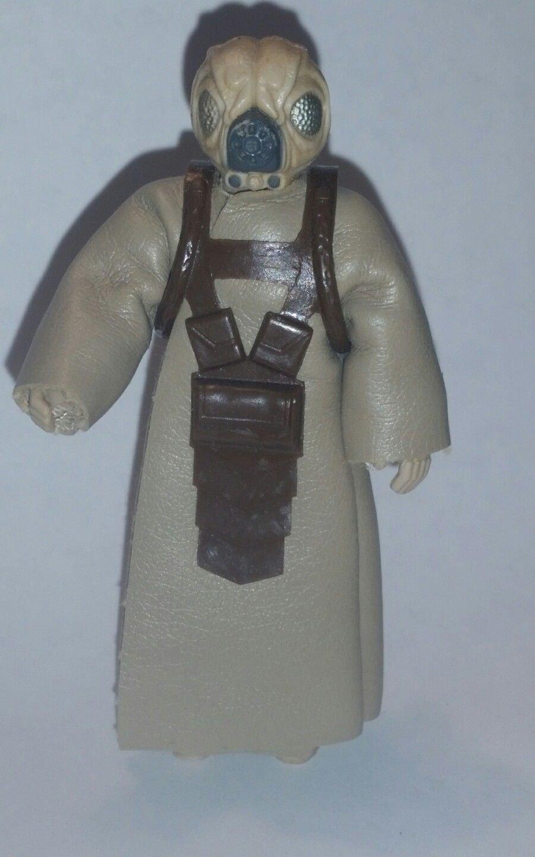 Vintage Kenner Star Wars The Empire Strikes Back 4-Lom Figure 1982 Zuckuss