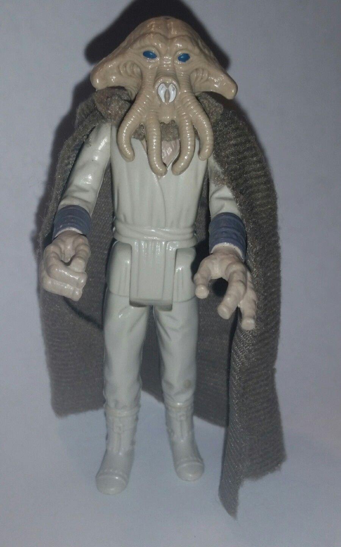 Vintage Kenner Star Wars Return of the Jedi Squid Head Action Figure 1983 Tessek
