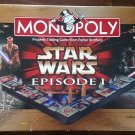Monopoly Star Wars Episode I Board Game by Hasbro