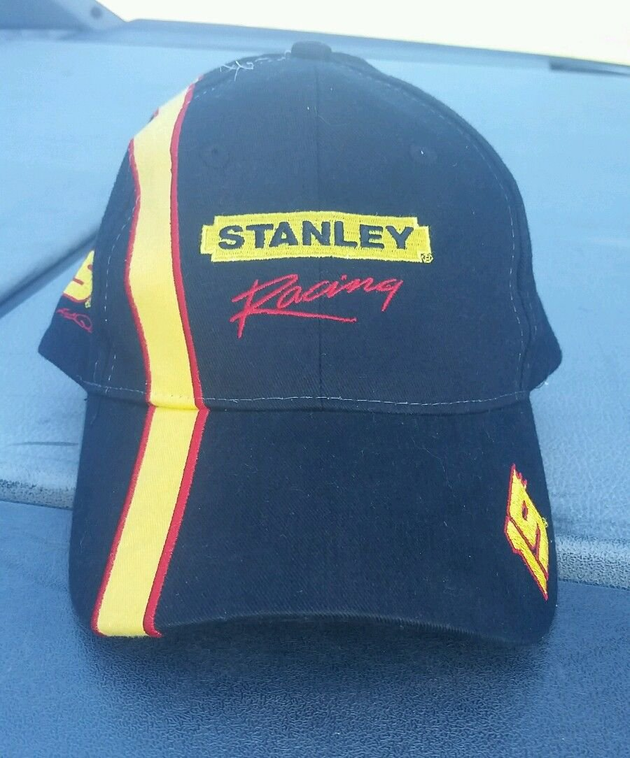 Stanley Racing Baseball Cap Hat One Size Adjustable Unisex Adult