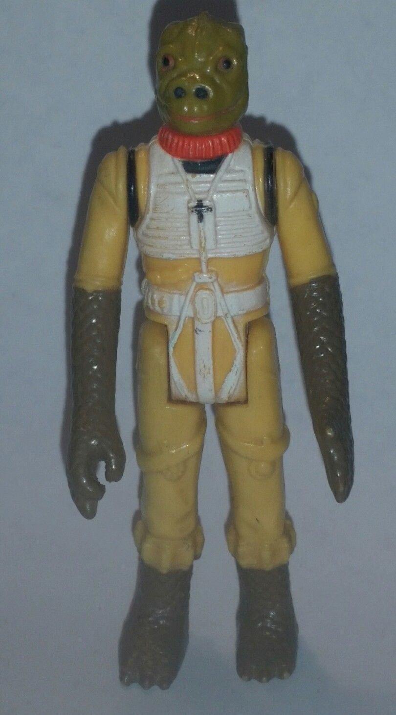 Vintage Kenner Star Wars Empire Strikes Back Bossk Action Figure, 1980