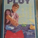Vintage Ploy Strategic Game of Maneuver & Capture 3m Bookshelf 1970