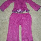 American Girl of Today Doll Paisley Print PJs Outfit 2005 Retired