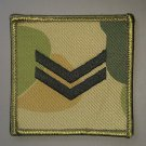 Australian Army Corporal Rank Patch