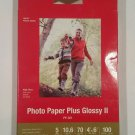 Canon Photo Paper Plus Glossy II, 4 x 6 Inches, 100 Sheets PP-301