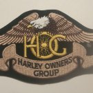 Harley Davidson Owners Group HOG Patch - Vest - Jacket