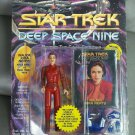 Star Trek Deep Space Nine Major Kira Nerys Action Figure and Trading Card, 1993