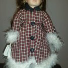 The Heritage Collection Doll, Lauren in Holiday Outfit. #12126