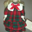 Dynasty Doll Jennifer, Musical, in Holiday Outfit, 1992. Limited Run