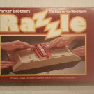 Parker Brothers 1981 Razzle Word Race Strategy Game made in West Germany