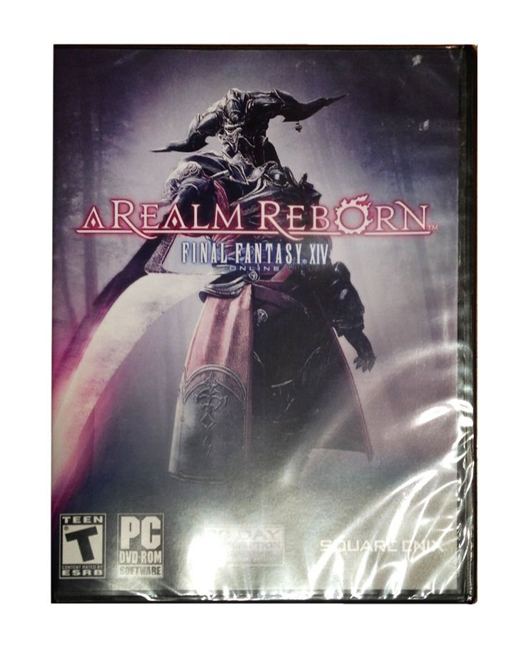 Final Fantasy XIV: A Realm Reborn, PC game