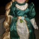The Heritage Collection Porcelain Storybook Doll - Rapunzel