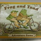 FROG and TOAD Adventure Game by BRIARPATCH  5+  2008  #72101