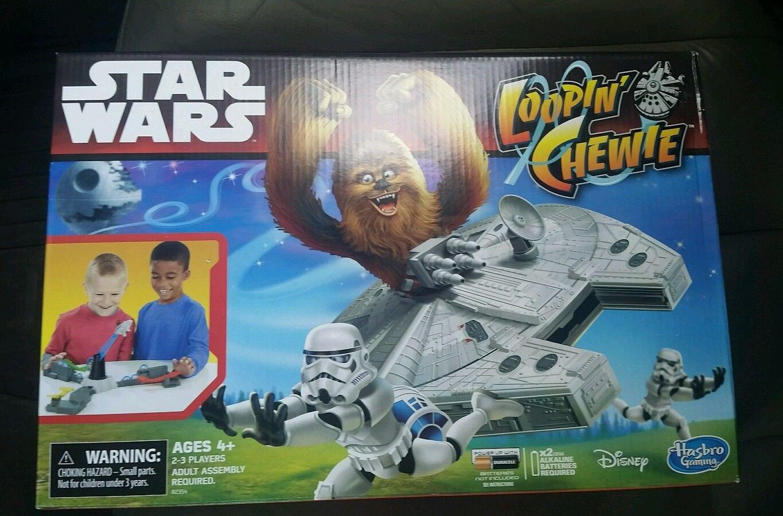 Disney Star Wars Loopin' Chewie Game