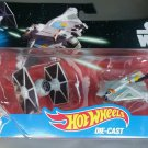 Star Wars Rebels Hot Wheels 2 Pack: TIE FIGHTER vs GHOST