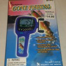 Radio Shack Gone Fishing Handheld Game. Working tested, 60-2682.
