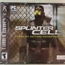 Tom Clancy's Splinter Cell: Stealth Action Redefined (PC) Ubisoft