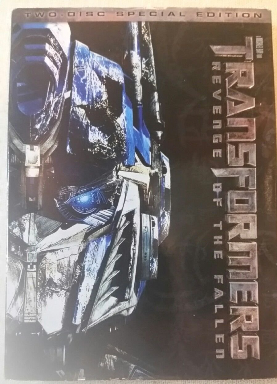 Transformers 2: Revenge Of The Fallen Exclusive Big Screen IMAX Edition 2-Disc S