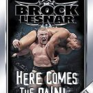 WWE: Brock Lesnar - Here Comes the Pain DVD