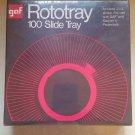 GAF Rototray 100 Slide Rotary Tray